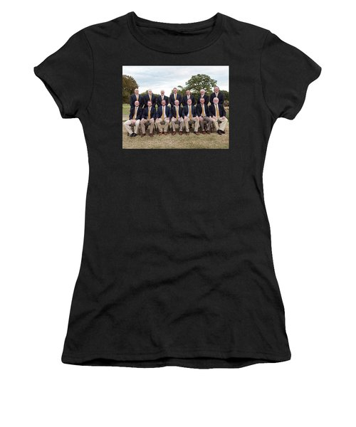 Team 3 Women's T-Shirt (Athletic Fit)