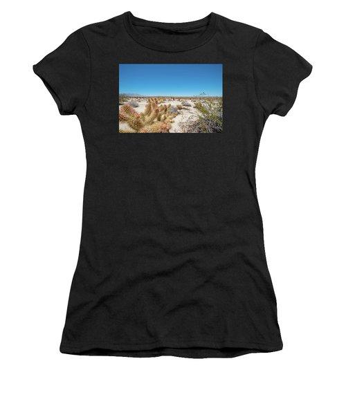 Teddy Bear Cactus Women's T-Shirt