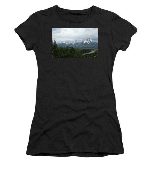 Tetons Women's T-Shirt