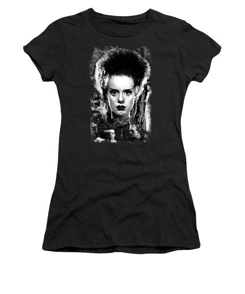 The Bride Of Frankenstein Women's T-Shirt