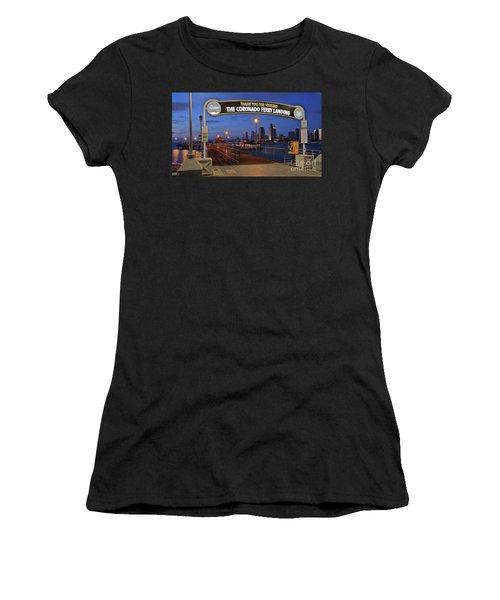 The Coronado Ferry Landing Women's T-Shirt