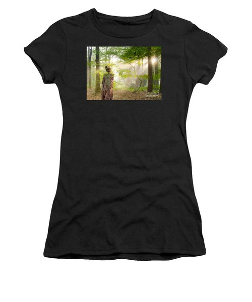 The Enchanted Forrest Women's T-Shirt