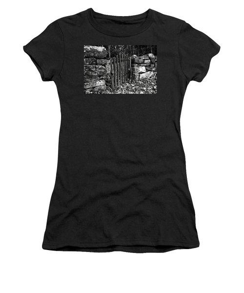 The Garden Entrance Women's T-Shirt