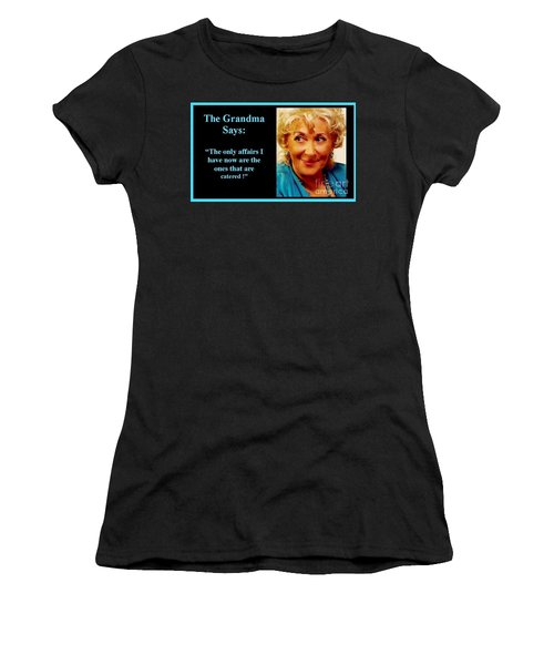 The Grandma's Affairs Women's T-Shirt