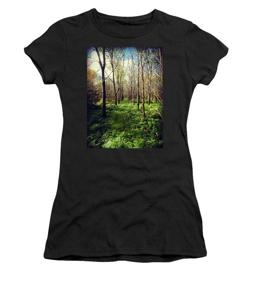 The Hidden Path Women's T-Shirt