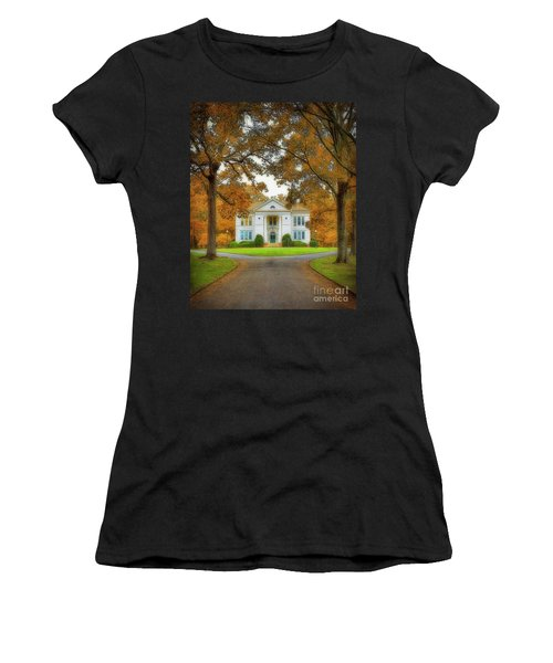 The Hoge Building At Berry College Women's T-Shirt