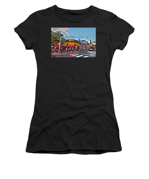 The Middle East In Cambridge Central Square Dusk Women's T-Shirt