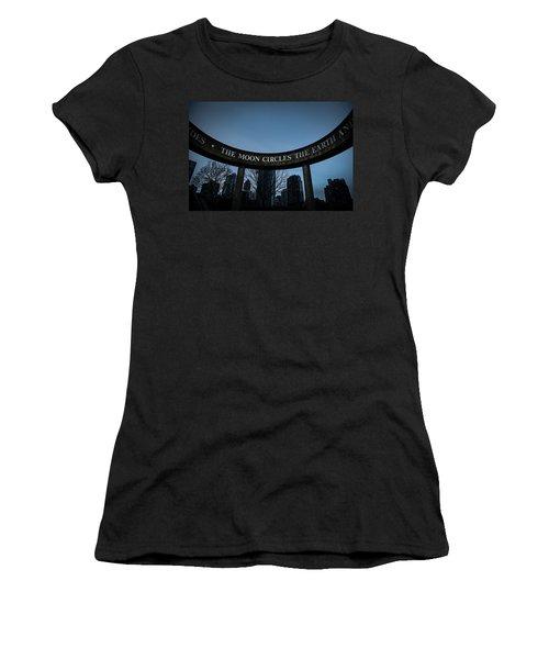 The Moon Circle Women's T-Shirt