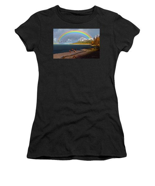 The Rings Of Eden Women's T-Shirt