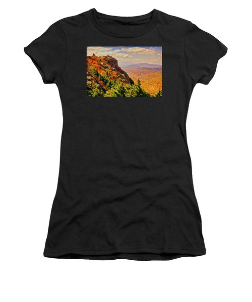 The Summit In Fall Women's T-Shirt