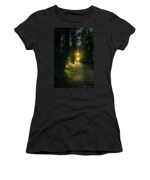 There Is Always A Light Women's T-Shirt