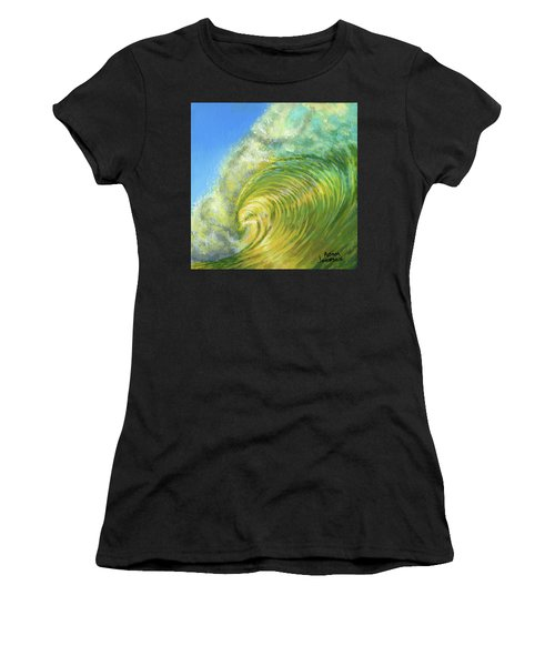 Third Coast Dreaming Women's T-Shirt (Athletic Fit)
