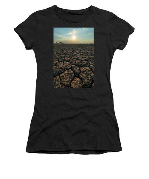 Thirsty Ground Women's T-Shirt