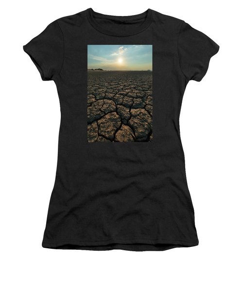 Thirsty Ground Women's T-Shirt