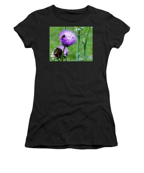 Thistle Visitors Women's T-Shirt
