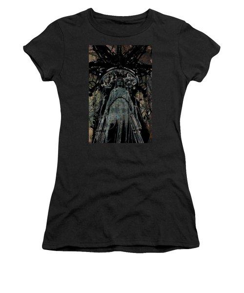 Three Caryatids Women's T-Shirt