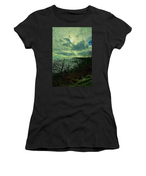 Thunder Mountain Clouds Women's T-Shirt