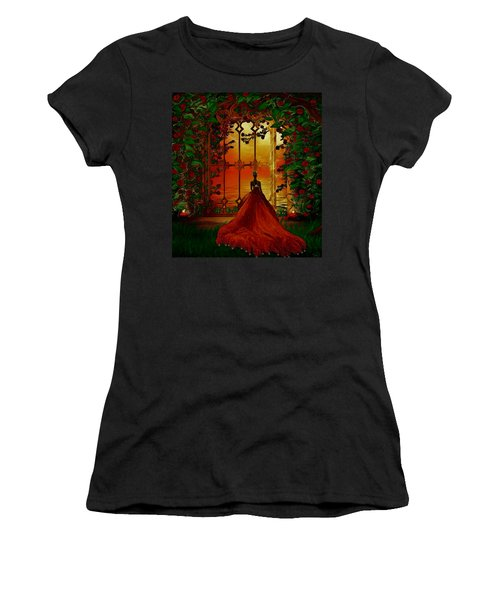 To The Ballroom Women's T-Shirt
