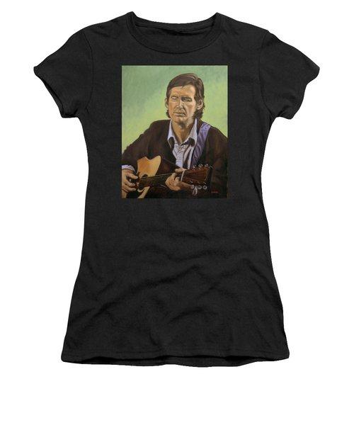 Townes Van Zandt Women's T-Shirt