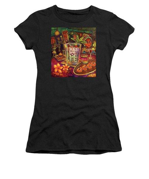 Trader Vic Mai Tai Women's T-Shirt