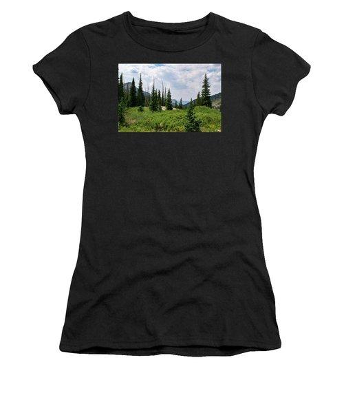 Trail To Gilpin Lake Women's T-Shirt