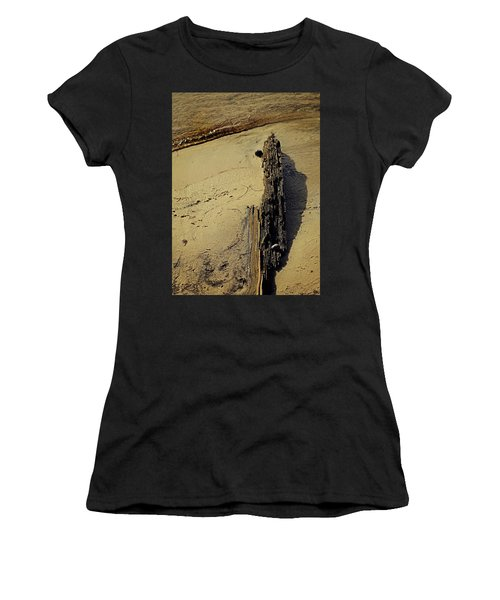 Tree On Edge Women's T-Shirt