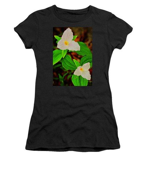Trilliums Women's T-Shirt