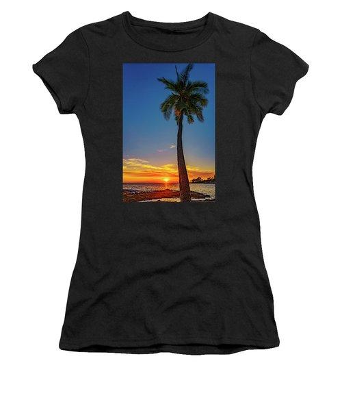 Tuesday 13th Sunset Women's T-Shirt