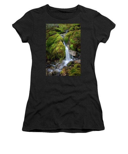 Tufteelvi, Norway Women's T-Shirt