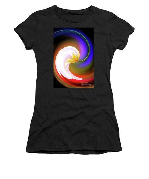 Tulip Twirl Women's T-Shirt