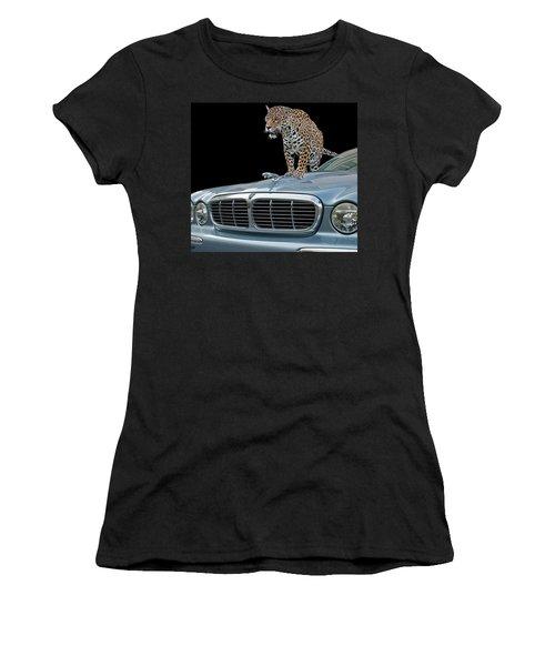 Two Jaguars 1 Women's T-Shirt