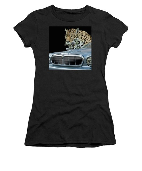 Two Jaguars 2 Women's T-Shirt
