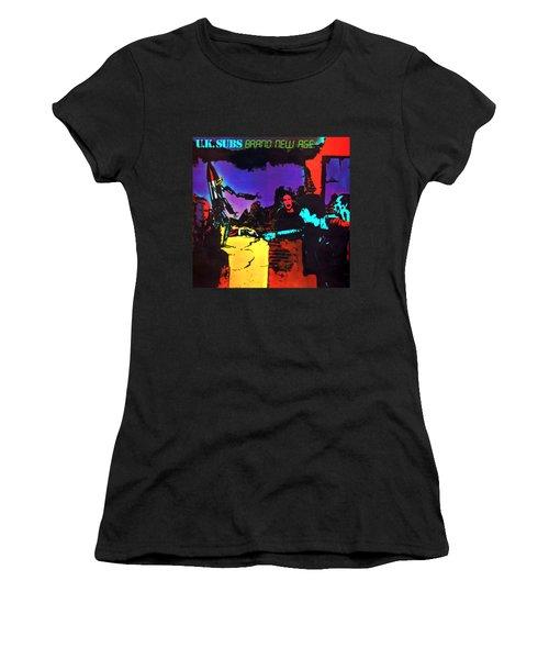 U.k. Subs - Brand New Age Album Women's T-Shirt