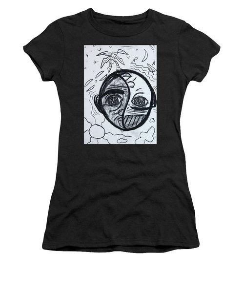 Untitled Sketch IIi Women's T-Shirt