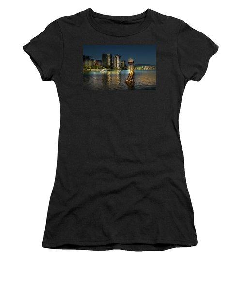 Vancouver Sunset Women's T-Shirt