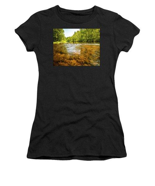 Vans Pool On The Farmington Women's T-Shirt