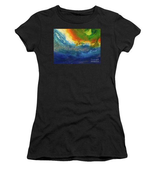 View From Space Women's T-Shirt