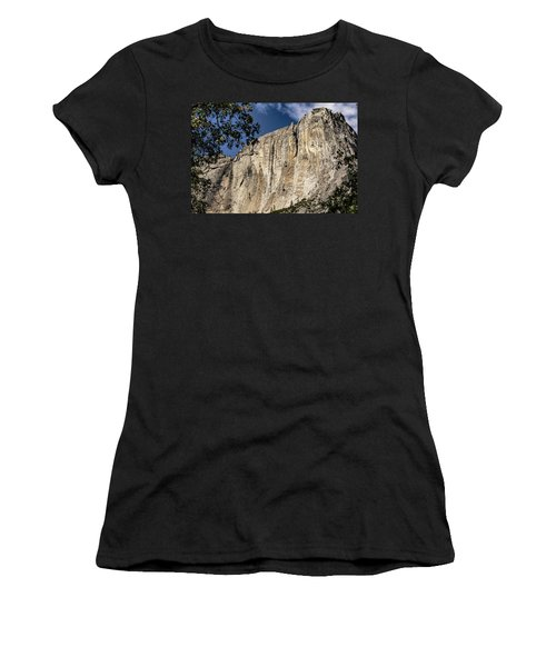 View From The Capitan Women's T-Shirt