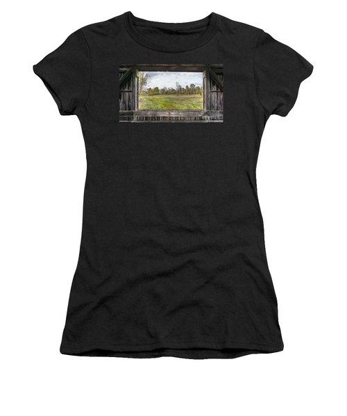 View Into Ohio's Nature Women's T-Shirt