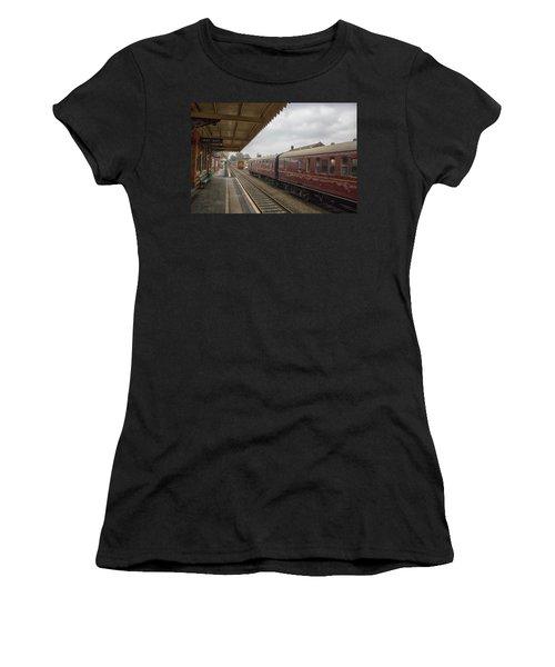 Vintage Railways Women's T-Shirt
