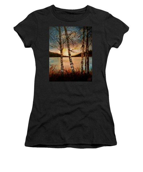 Warm Fall Day Women's T-Shirt