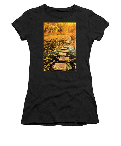Way In The Lake Women's T-Shirt