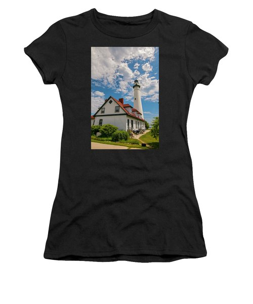 Wind Point Lighthouse No. 2 Women's T-Shirt