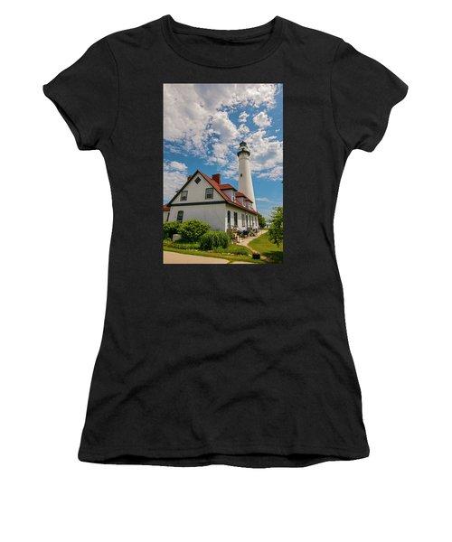 Wind Point Lighthouse No. 2 Women's T-Shirt