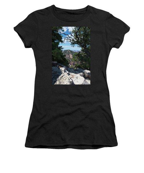 Window View Women's T-Shirt