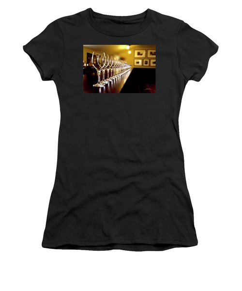 Wine Tasting Women's T-Shirt