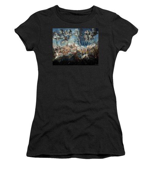 Winter In Strepice Women's T-Shirt