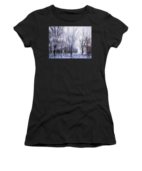 Winter Lace Women's T-Shirt