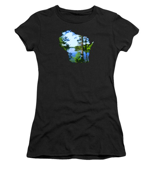 Wisconsin Fallison Lake Women's T-Shirt