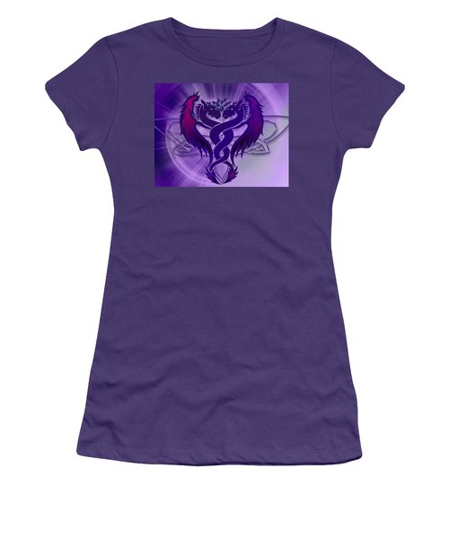 Dragon Duel Series 4 Women's T-Shirt (Athletic Fit)
